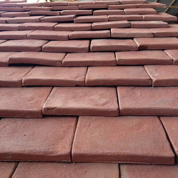 Clay Shingle Tile