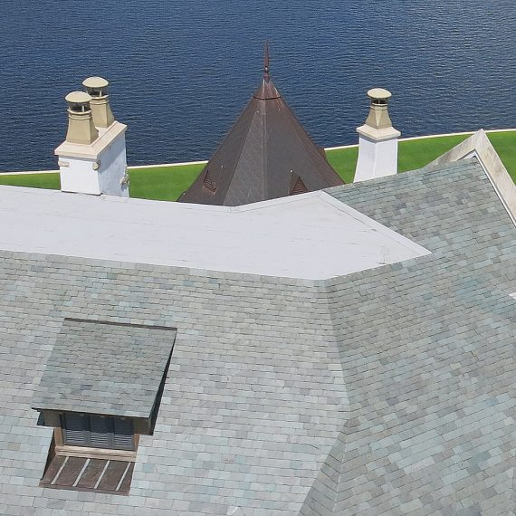 Slate Roofs