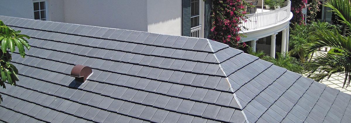 interlocking roof tile