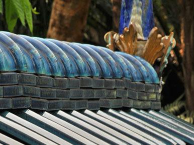 palm beach glazed tile roof
